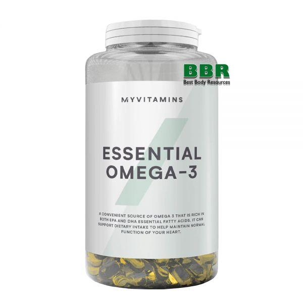 Omega 3 250caps, MyProtein