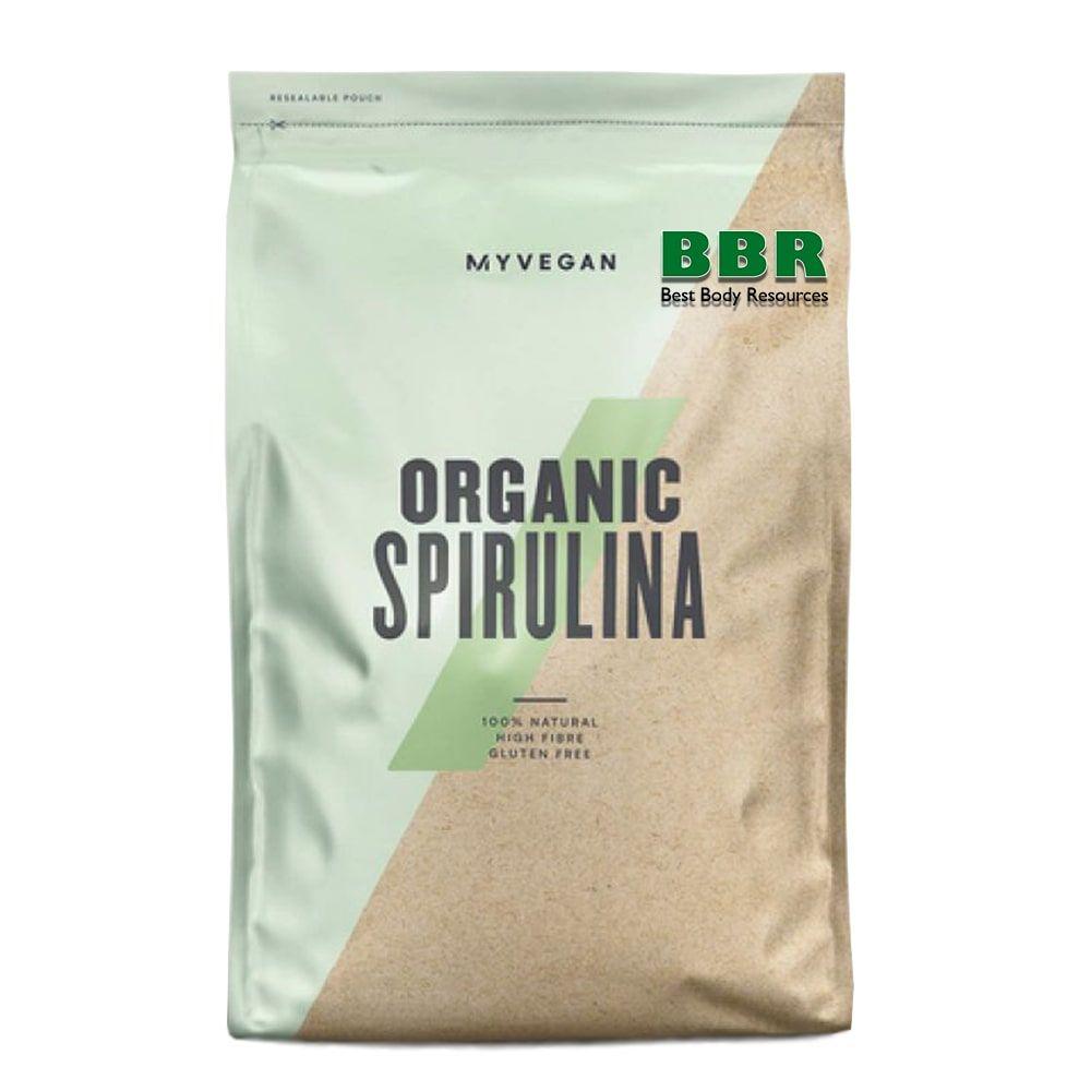 Organic Spirulina Tablets 200g, MyProtein