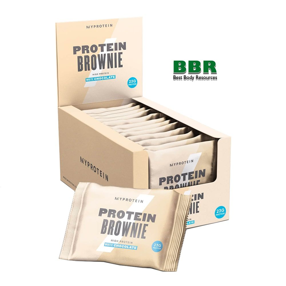 Protein Brownie 75g, MyProtein