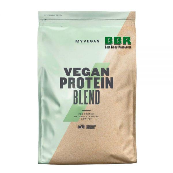 Vegan Protein Blend 1000g, MyProtein