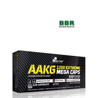 AAKG 1250mg Extreme Mega 120 Caps, Olimp