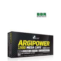 Argipower 1500mg 120 Caps, Olimp