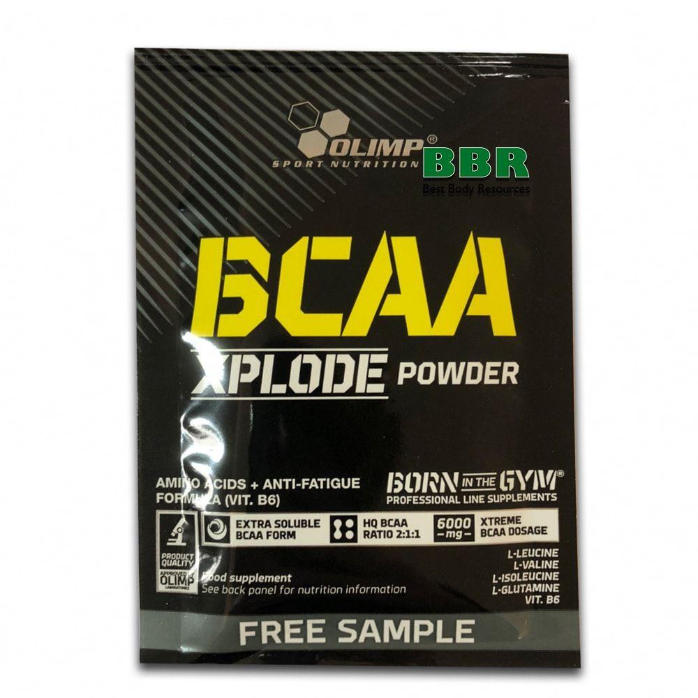 BCAA Xplode 10g, Olimp