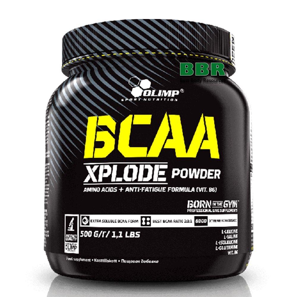 BCAA Xplode 500g, Olimp Nutrition