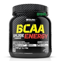 BCAA Xplode Energy 500g, Olimp