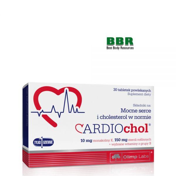 Cardiochol 30caps, Olimp Labs