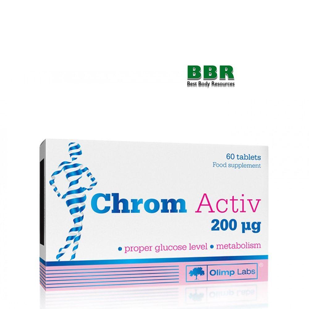 Chromium Active 60tabs, Olimp
