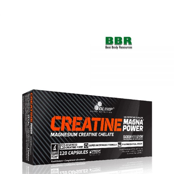 Creatine Magna Power 120 Caps, Olimp