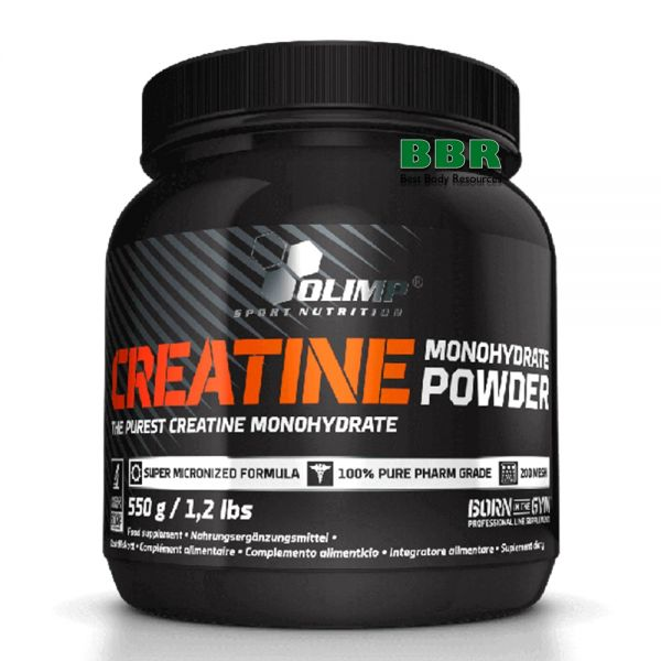Creatine Monohydrate 550g, Olimp Nutrition