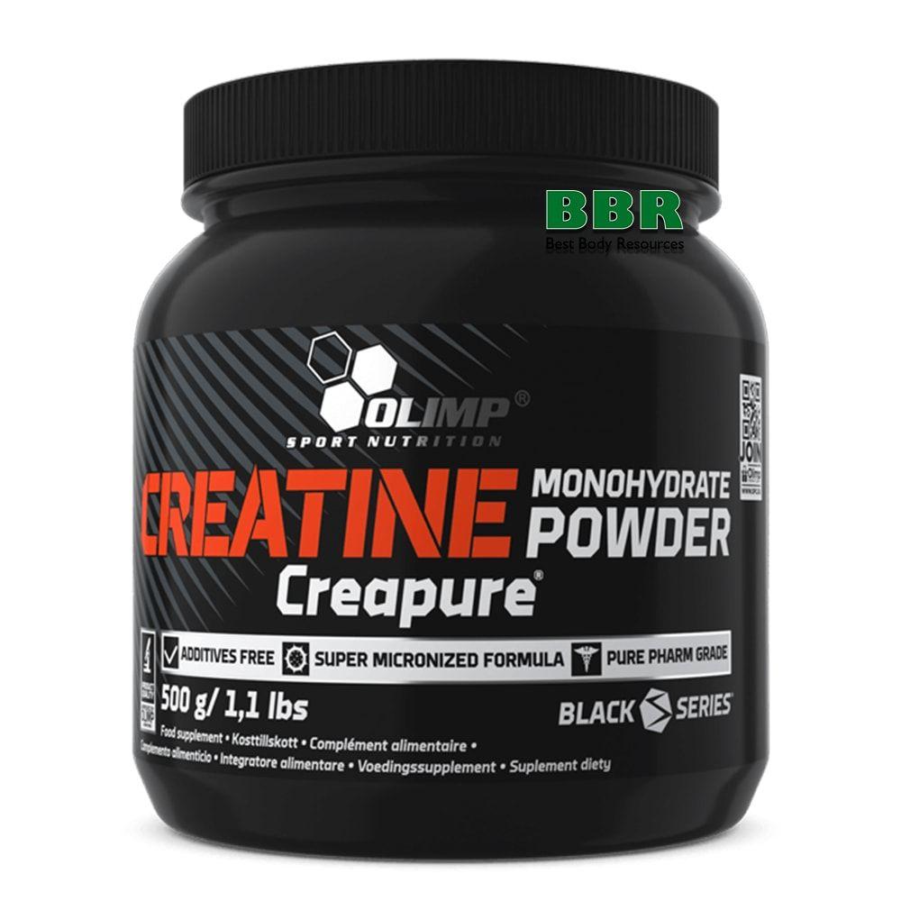 Creatine Monohydrate Creapure 500g, Olimp Nutrition