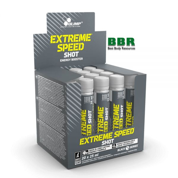 Extreme Speed shot 25ml, Olimp