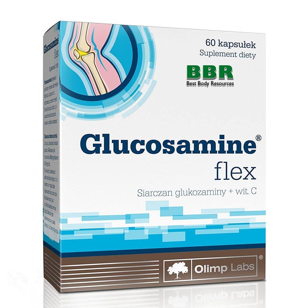 Glucosamine FLEX 60caps, Olimp Labs
