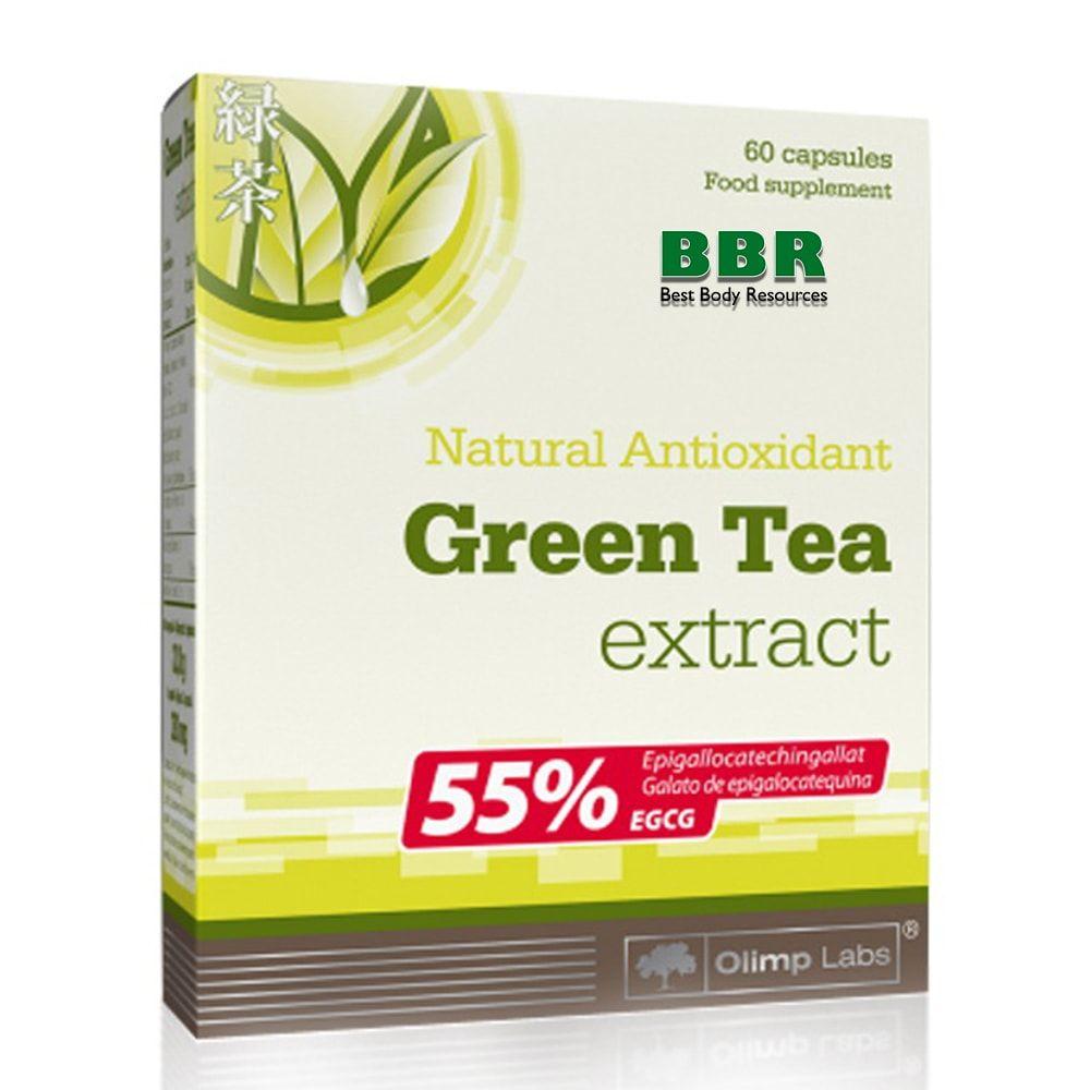 Green Tea extract 60caps, Olimp Labs