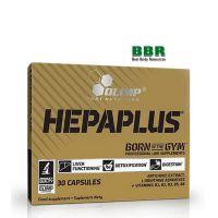 Hepa Plus Sport Edition 30 Caps, Olimp