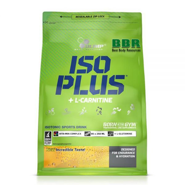 Iso Plus Powder 1500g, Olimp Nutrition