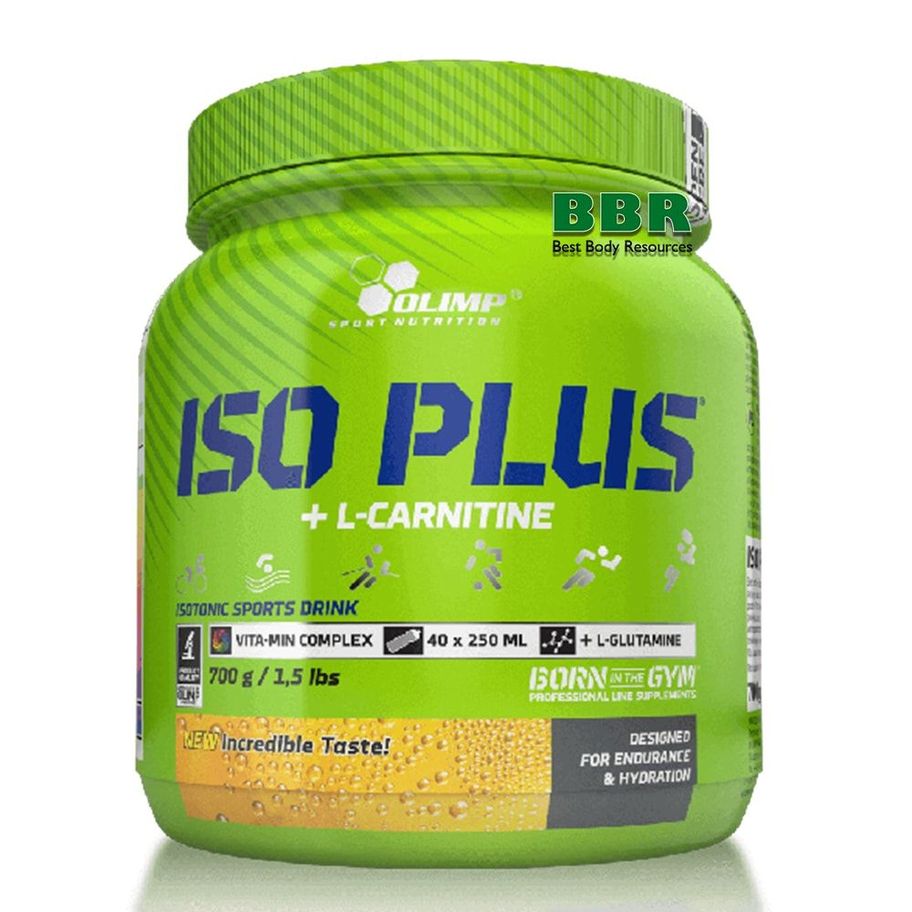 Iso Plus Powder 700g, Olimp Nutrition