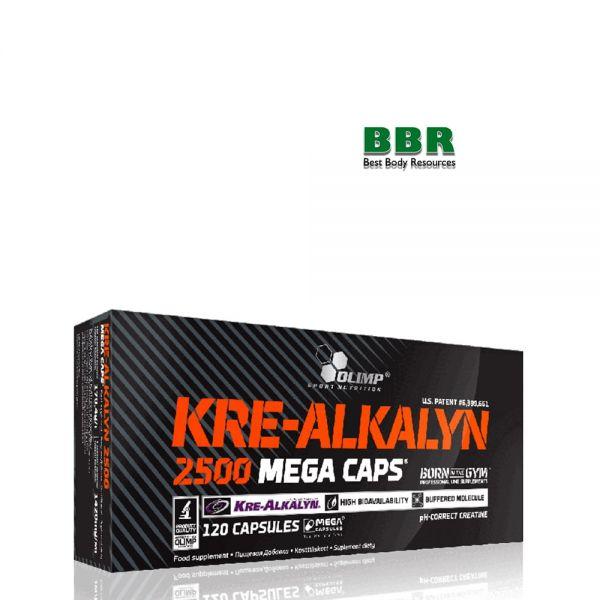 Kre-Alkalyn 2500mg 120caps, Olimp Nutrition