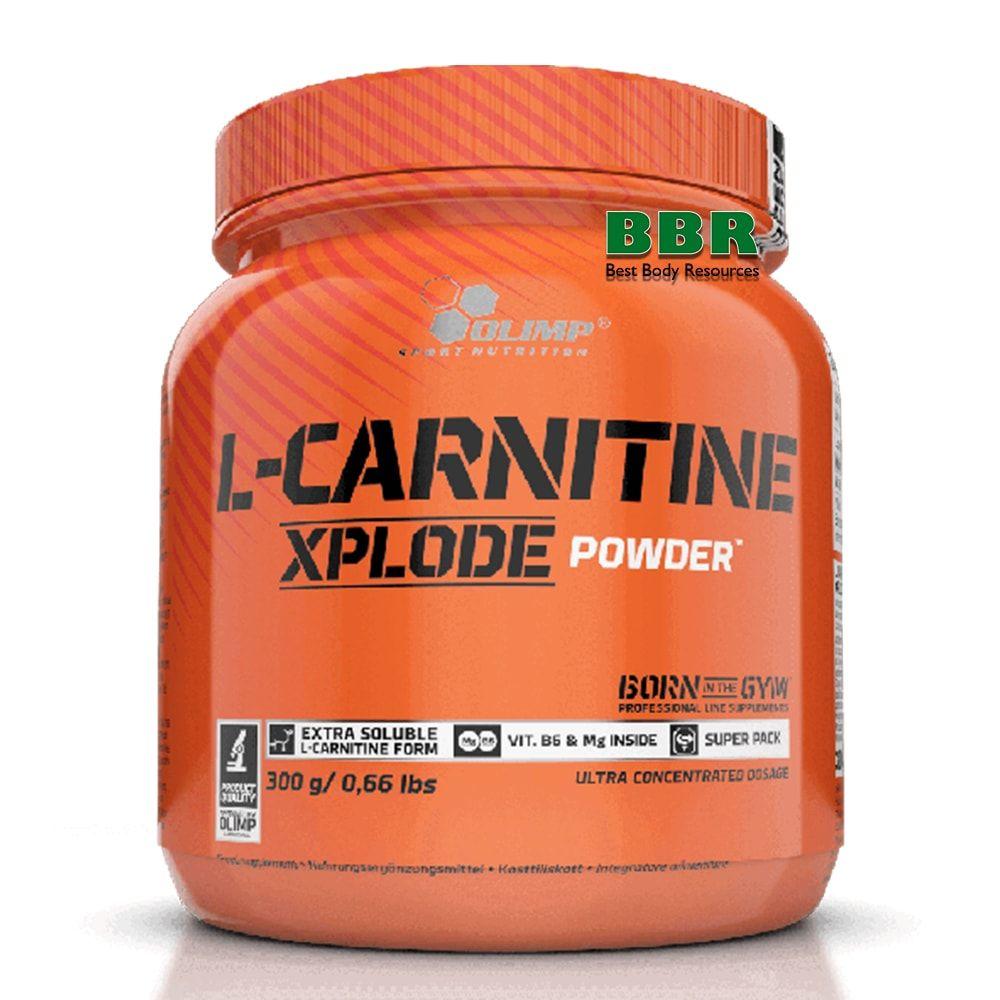 L-Carnitine Xplode 300g, Olimp
