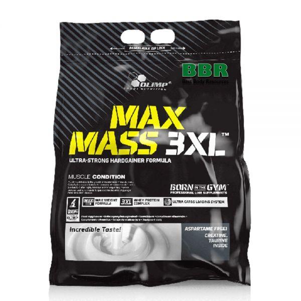 MAX Mass 3XL bag 6000g, Olimp
