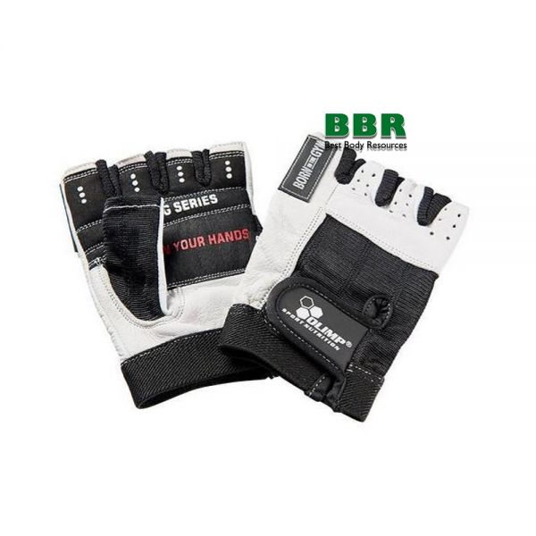 Перчатки Training gloves Hardcore ONE / White, Olimp Nutrition