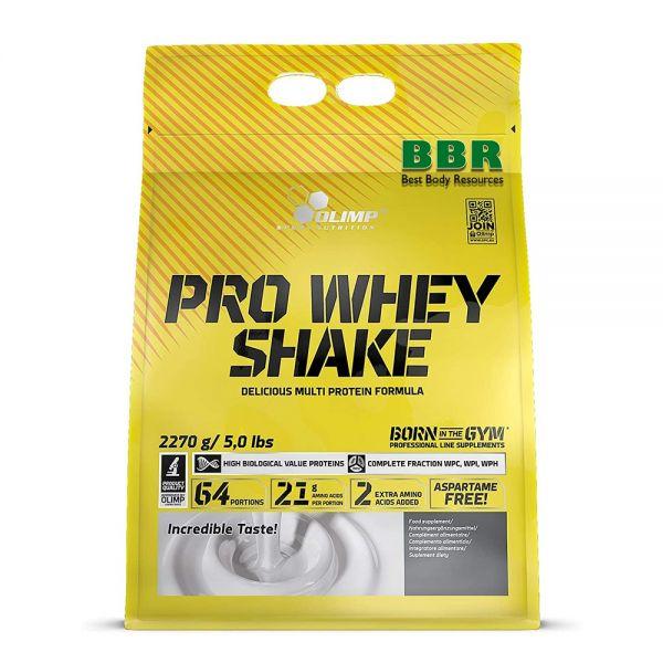 Pro Whey Shake 2270g, Olimp