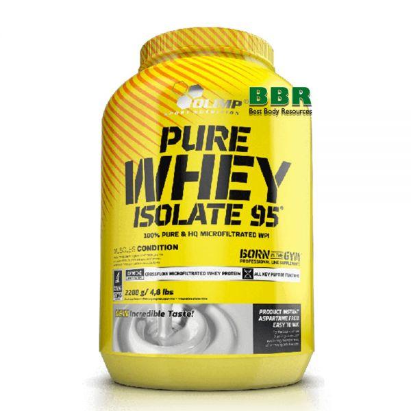 Pure Whey Isolate 95 1800g, Olimp