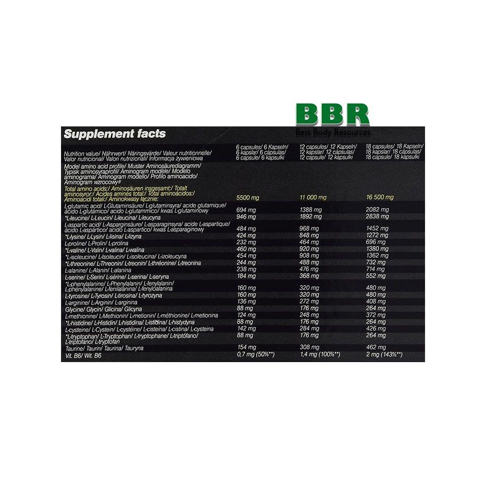 Anabolic Amino 5500 30caps, Olimp Nutrition