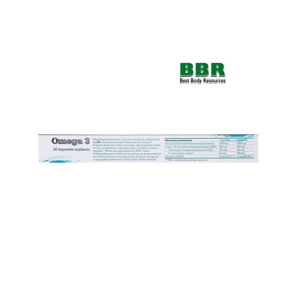 Omega-3 35% 1000mg 60caps, Olimp