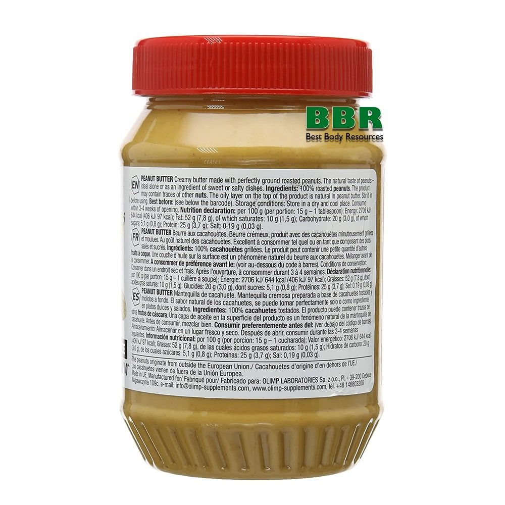 Peanut Butter 700g, Olimp