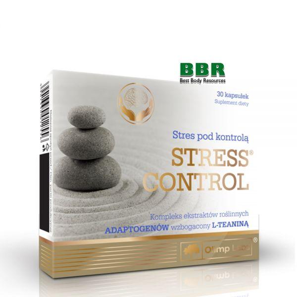 Stress Control 30caps, Olimp