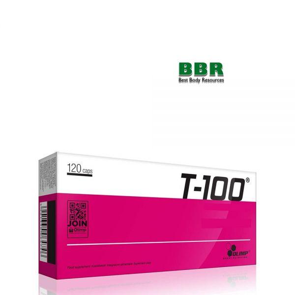 T-100 120caps, Olimp