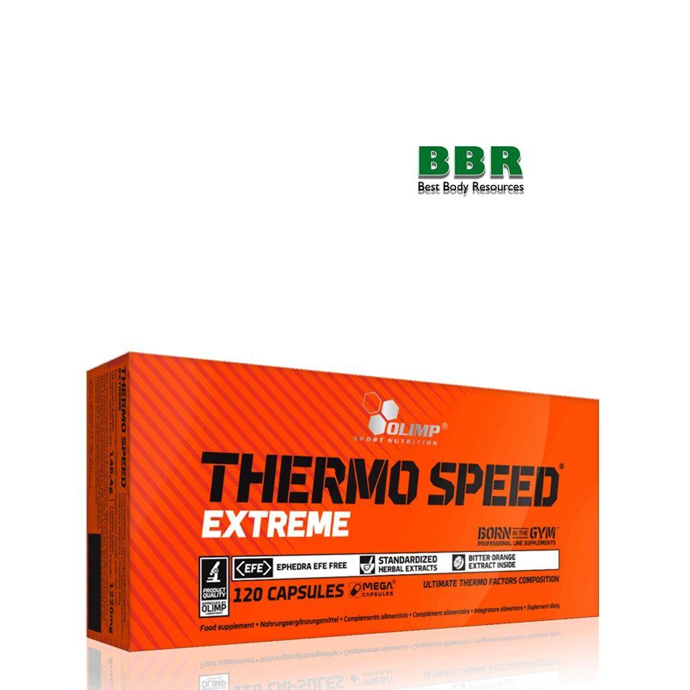 Thermo Speed Extreme 120 Сaps,Olimp