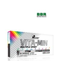 Vita-Min Multiple Sport 60 Сaps, Olimp