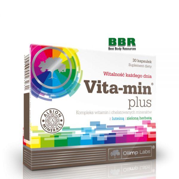 Vita-Min Plus 30 Сaps, Olimp