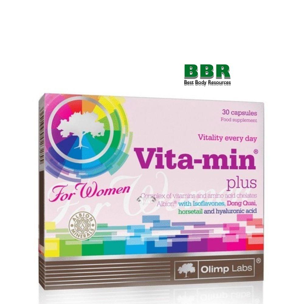 Vitamin For Women 30 Caps, Olimp Labs