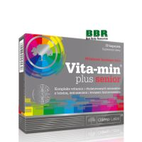 Vitamin for Men plus Senior 30 Сaps, Olimp