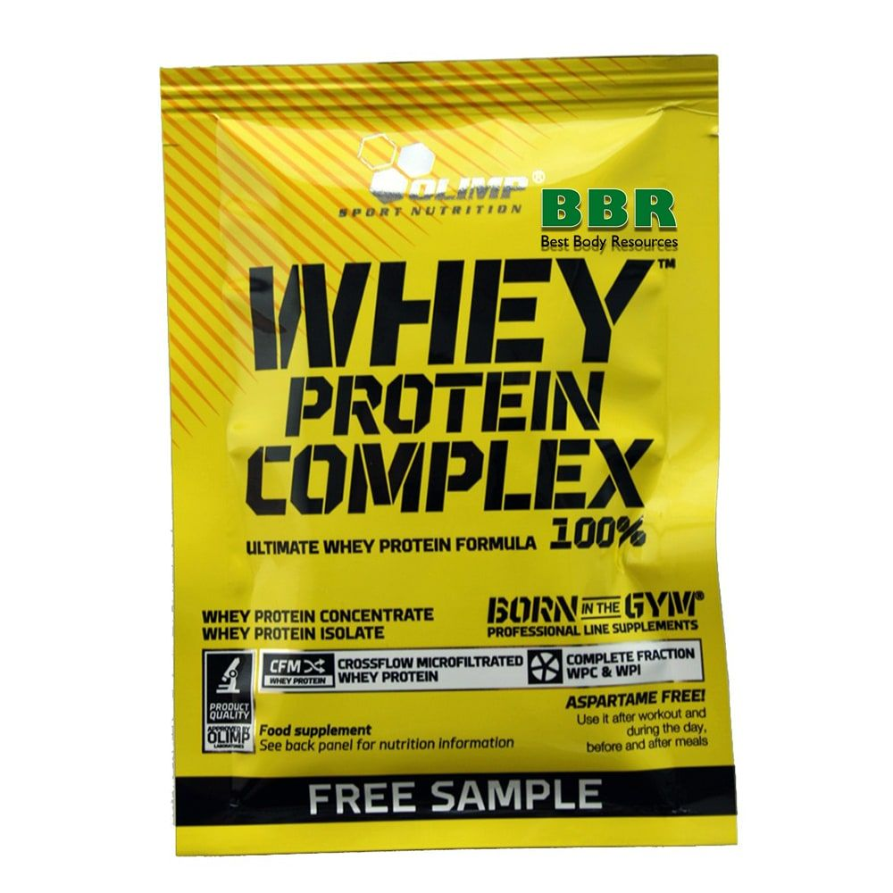 Whey Protein Complex 100% 17,5g, Olimp