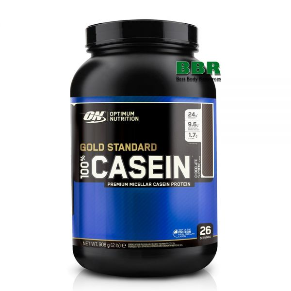 100% Casein Gold Standart 909g, Optimum Nutrition