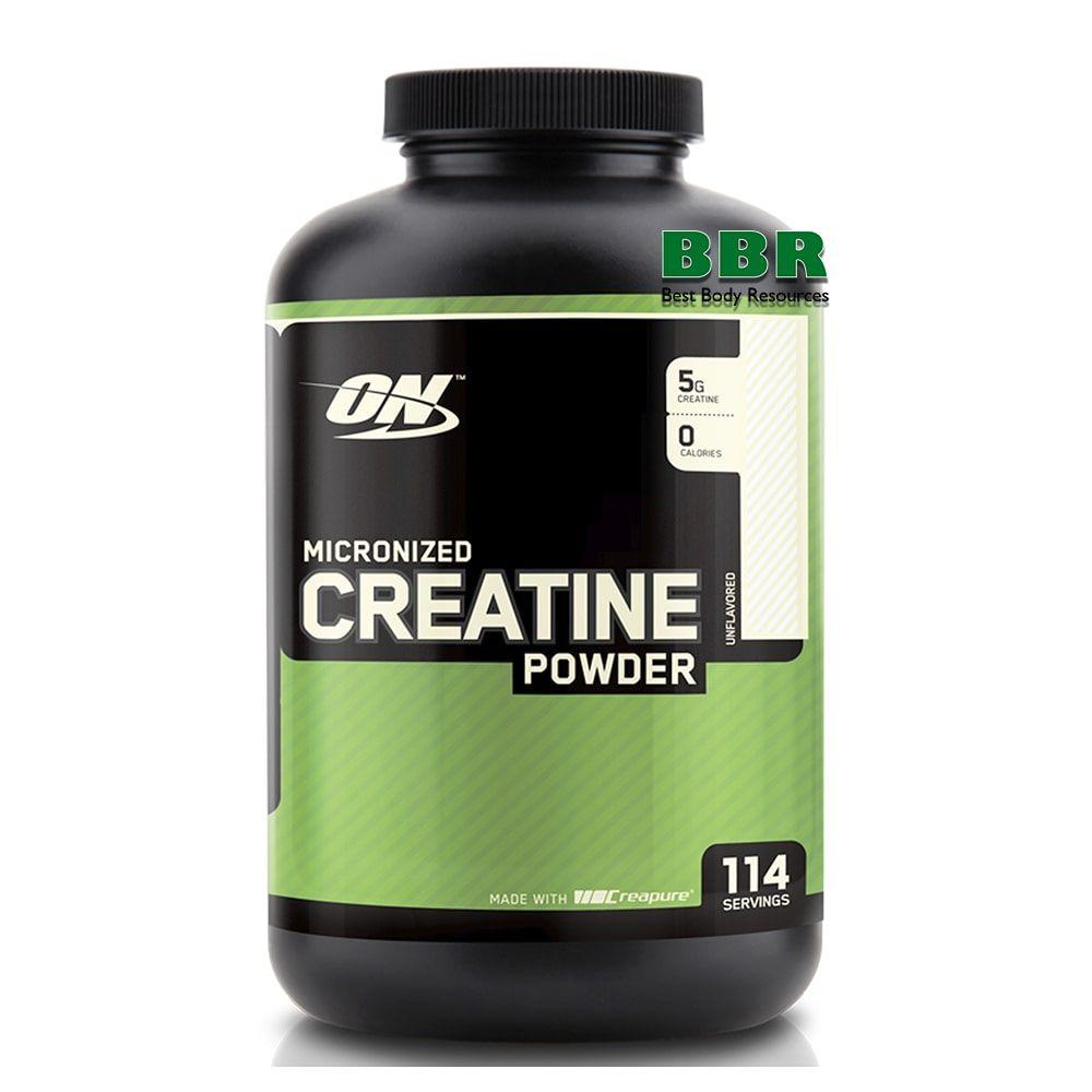 Creatine Powder 600g, Optimum Nutrition