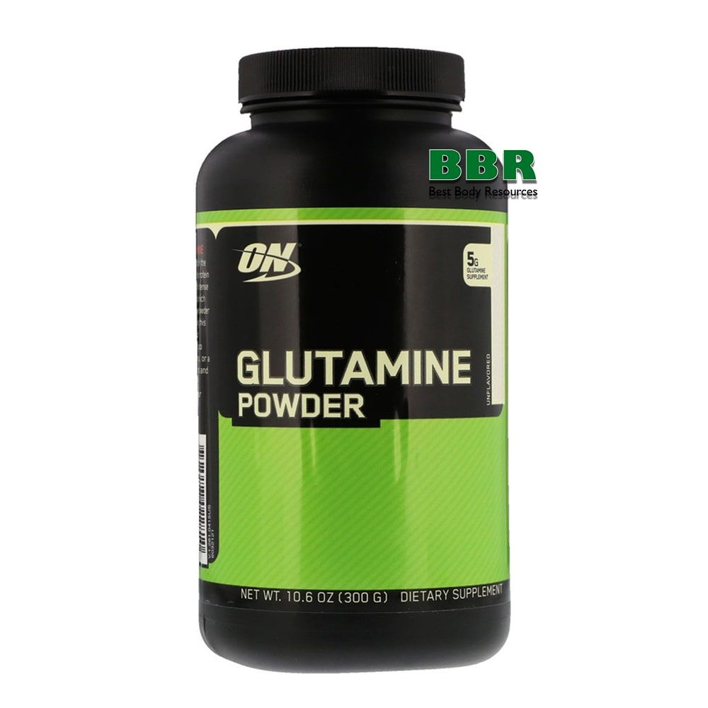Glutamine Powder 300g, Optimum Nutrition