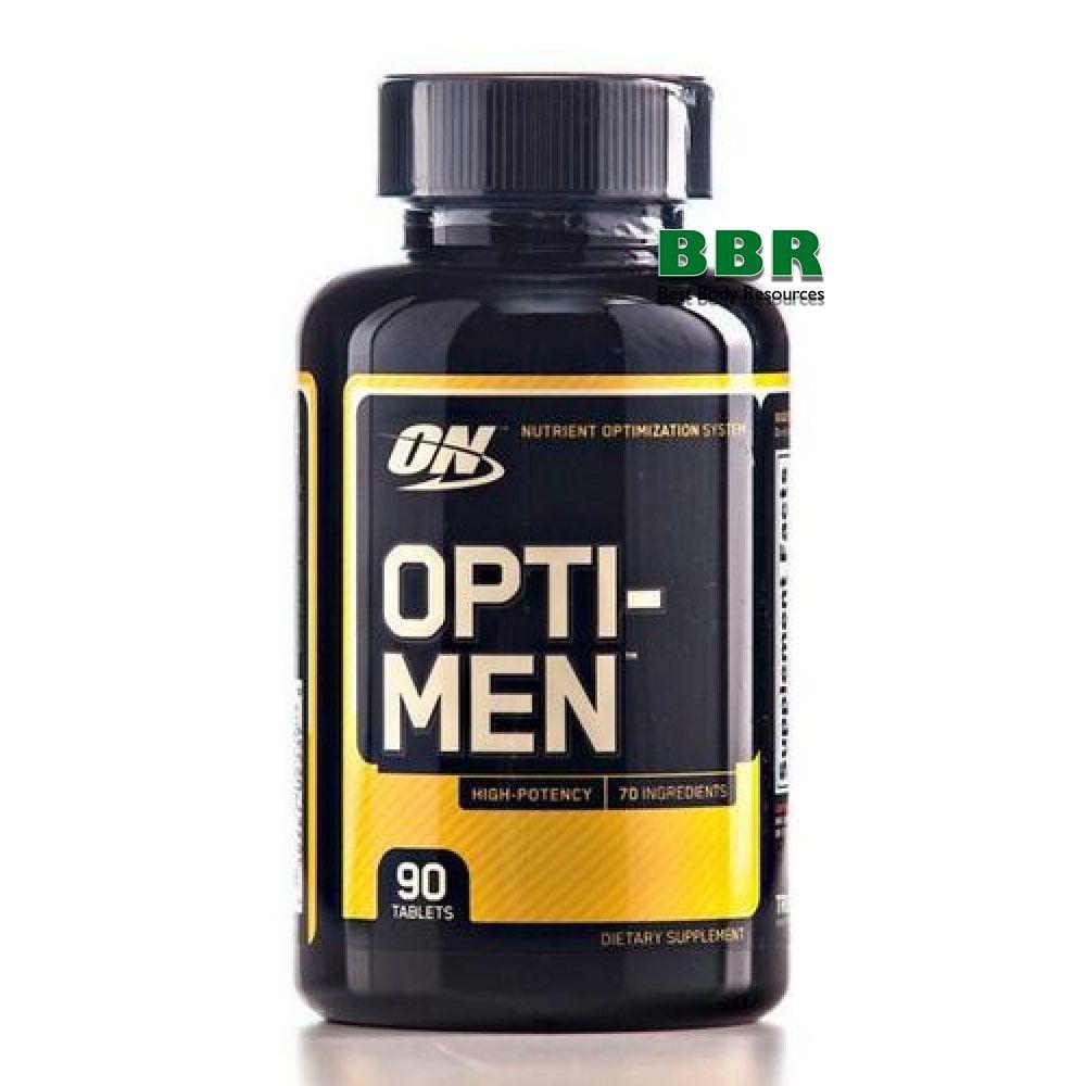 Opti Men 90 Tabs, Optimum Nutrition