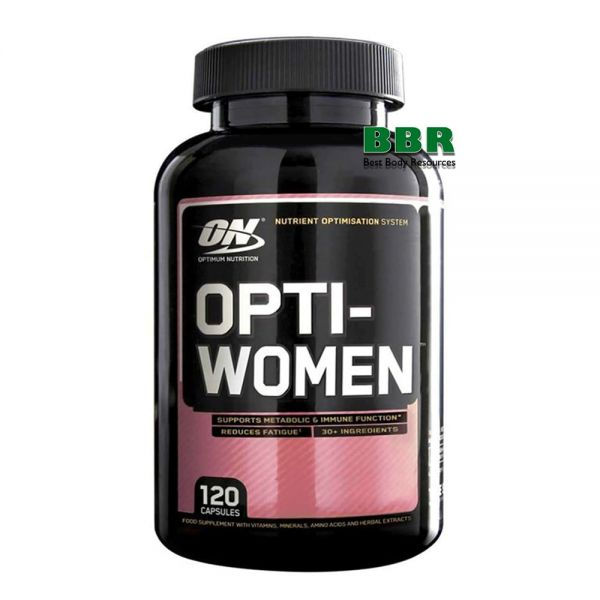 Opti Women 120 Caps, Optimum Nutrition