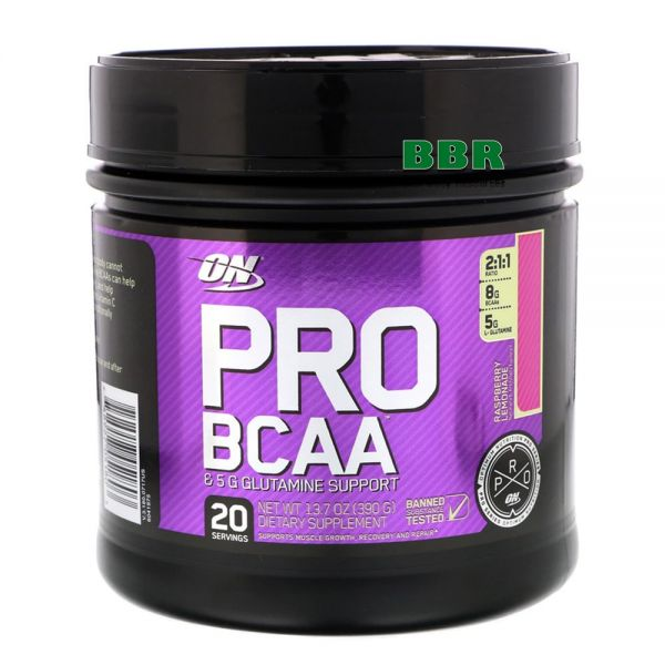 Pro BCAA 390g, Optimum Nutrition