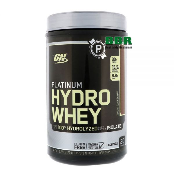 Platinum HydroWhey 795g, Optimum Nutrition