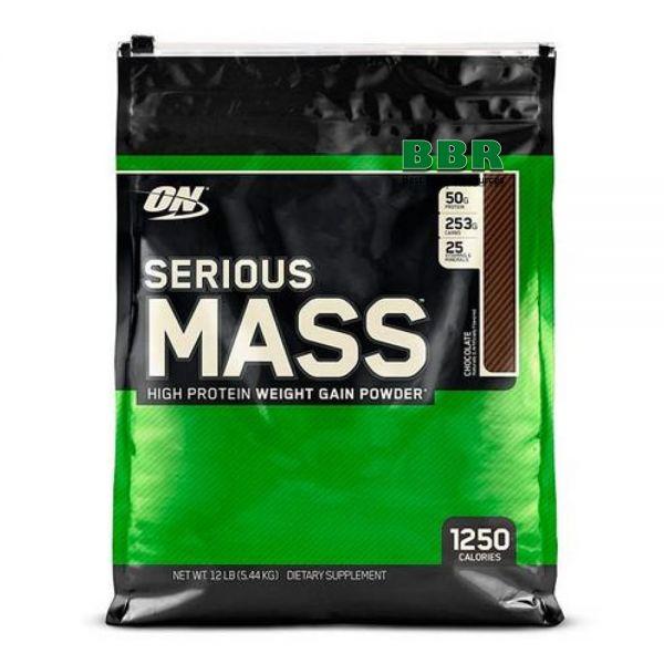 Serious Mass 5,45kg, Optimum Nutrition
