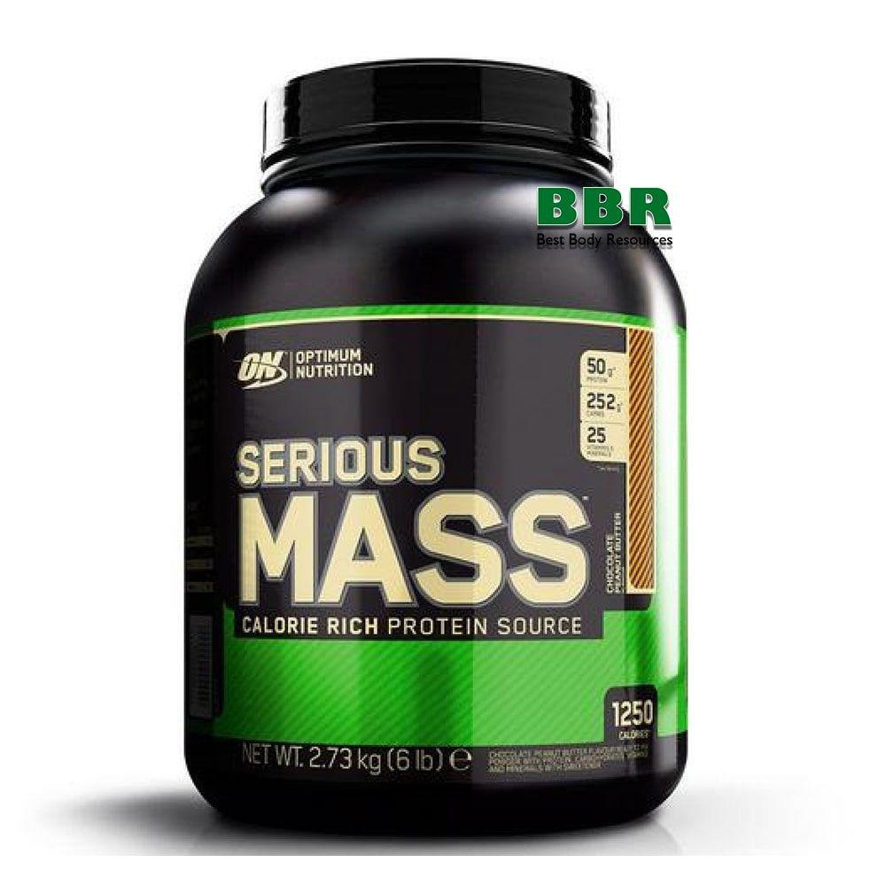 Serious Mass 2,72kg, Optimum Nutrition