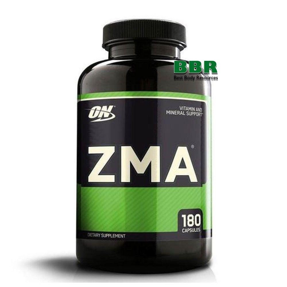 ZMA 180 Caps, Optimum Nutrition