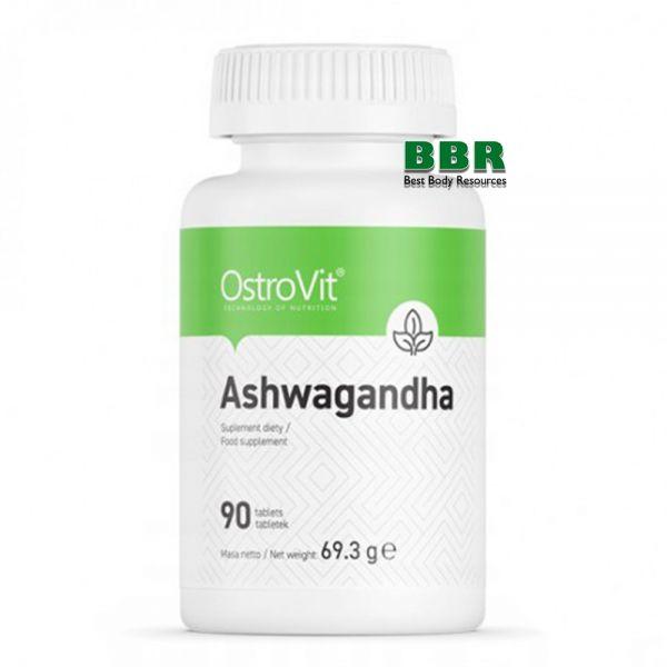 Ashwagandha 90 Tabs, OstroVit