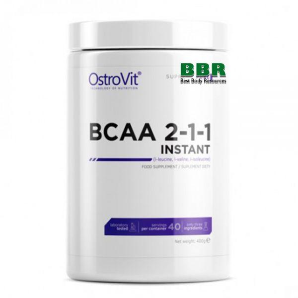 BCAA Instant 2:1:1 400g, OstroVit