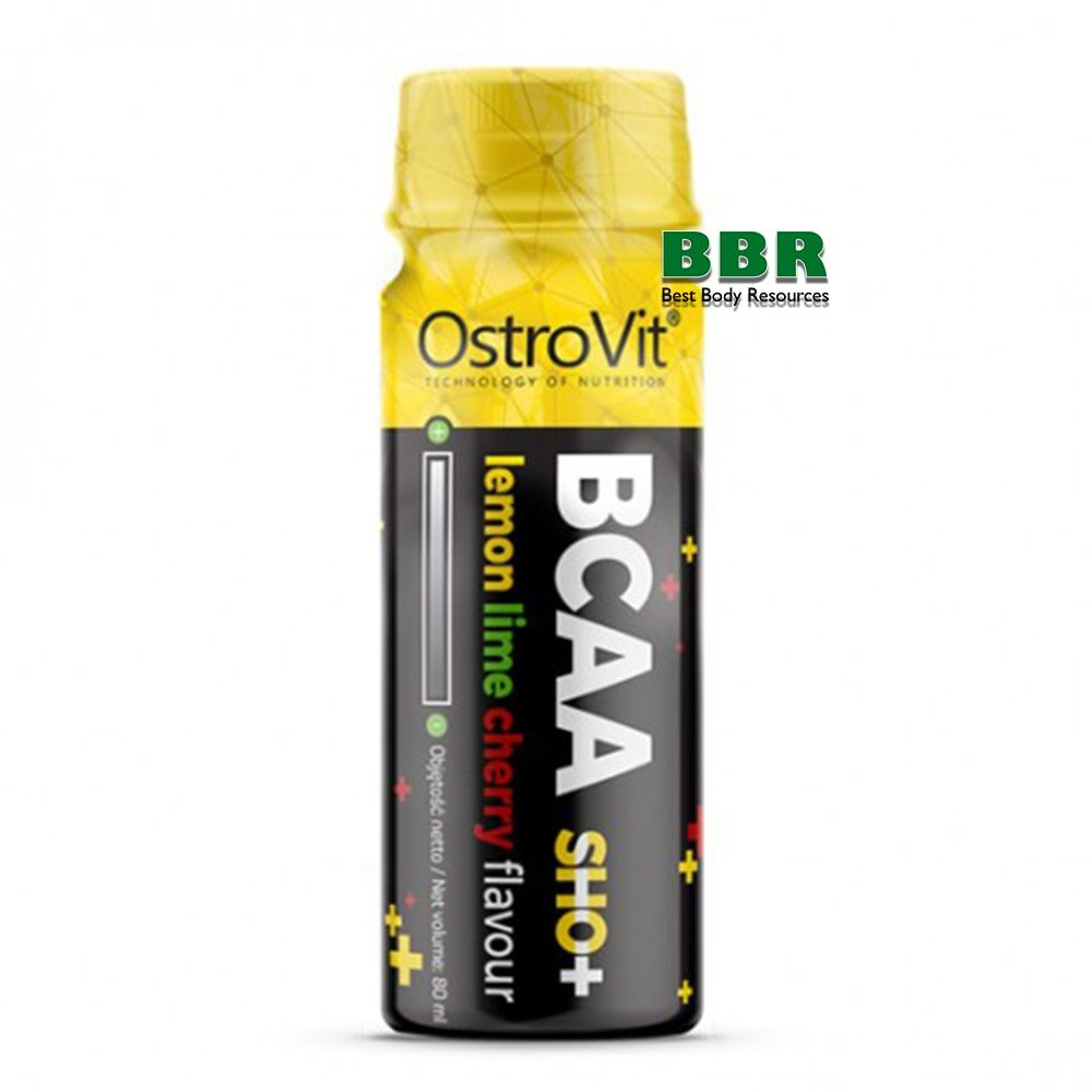 BCAA Shot 80ml, OstroVit